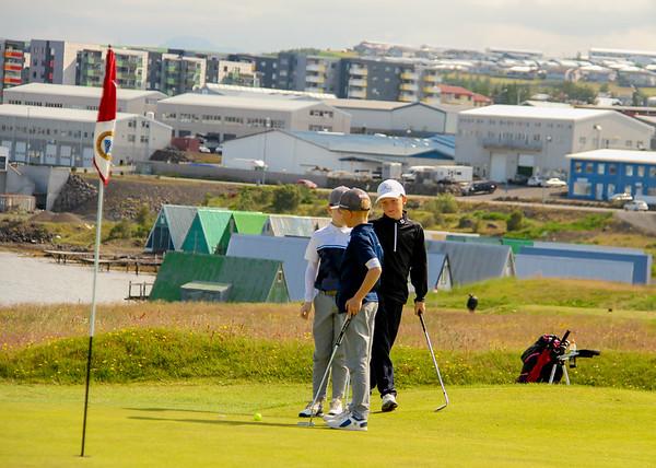 12 ára og yngri Íslandsmót golfklúbba - Keilir