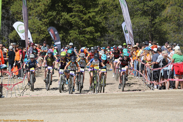 Summit Tigers Leadville 2016 Race #2 Girl