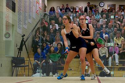2011-02-19 Logan Greer (Yale) and Julie Cerullo (Princeton)