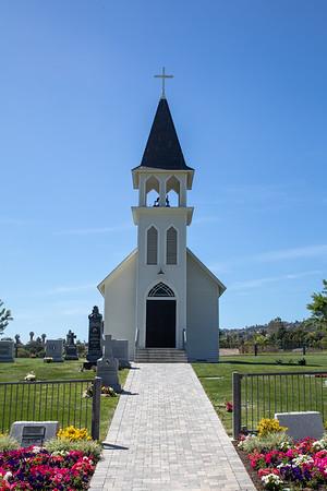 Mary Ann's Memorial Service