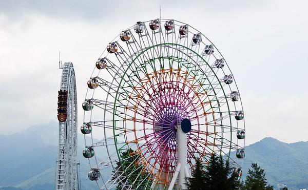 Japan 2011 Fuji-Q