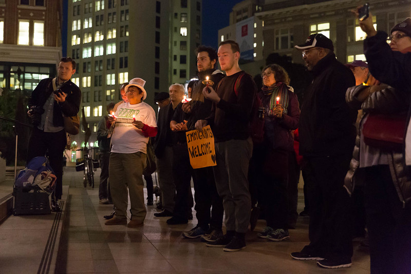 20161129 - T48A7291 -Stop Deportations Clandlight Vigil Oakland - photographed by Sam Breach 2016 - 1080 short edge.jpg
