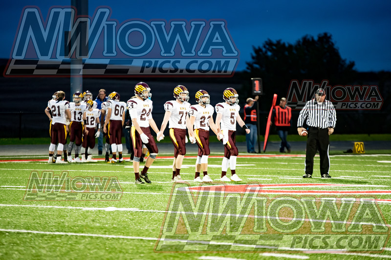 10/6/17 vs Sioux Central