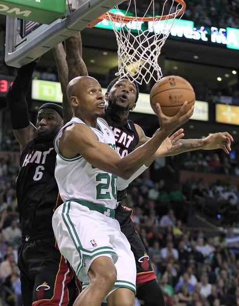 Heat Allen Basketball