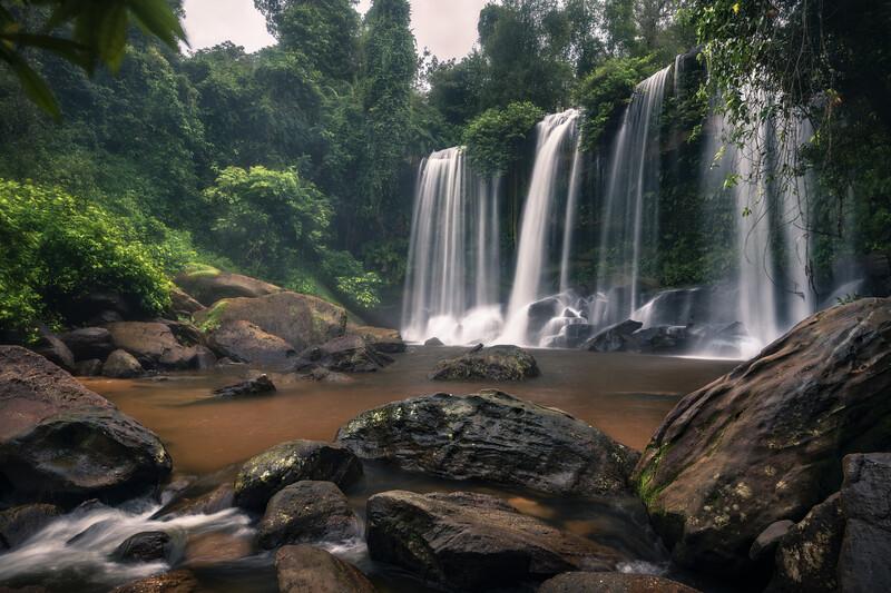Khmer Flows || Kulen Mountains