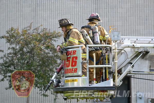 Schuylkill County - Mahanoy Twp. - Mahanoy Area School Fire - 5/30/2011