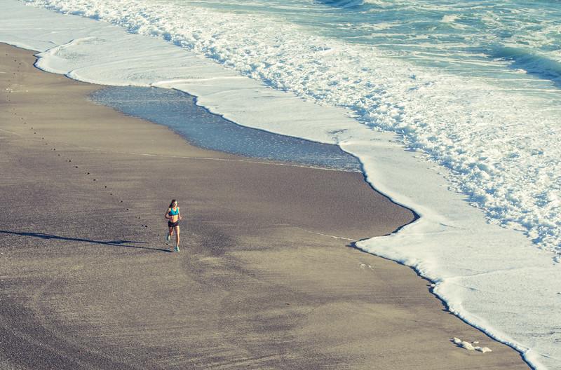 Shore Run in New Zealand