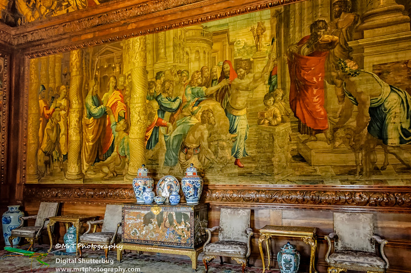 State drawing room Chatsworth
