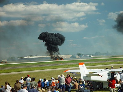 Wisconsin Oshkosh AirVenture 2004