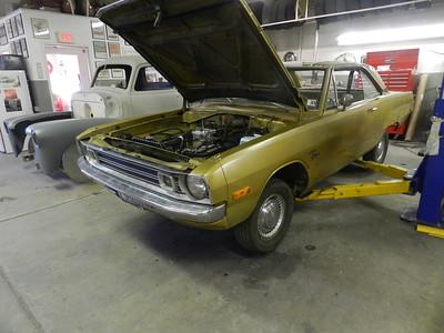 1972 Dodge Dart - Thomas Tedder