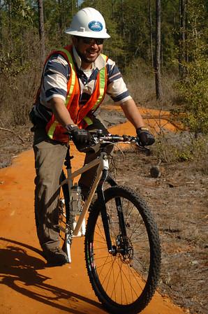 3 March 2011 Trail Dynamics on Munson