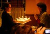 2015-01-30 Kathy Maghini's 60th Birthday V(106) Cake Candles