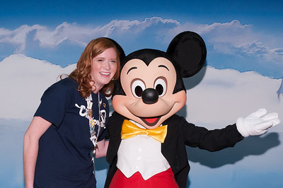 Character Dinner - Mickey Mouse