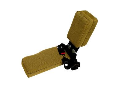 JOHN DEERE SG2 CAB PASSENGER SEAT