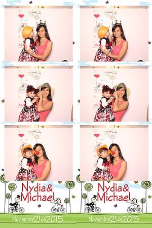 Nydia y Michael