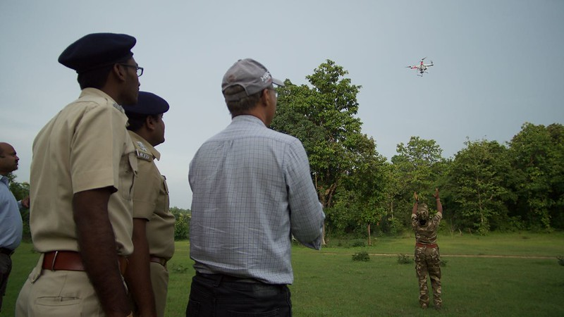 Forest Department Drone Training