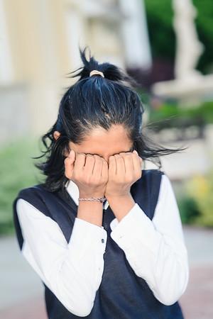 Aathithya Grade 8 Grad Photos