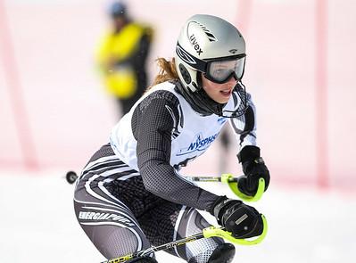 NYSPHSAA Girls Giant Slalom Championships 2-25-14