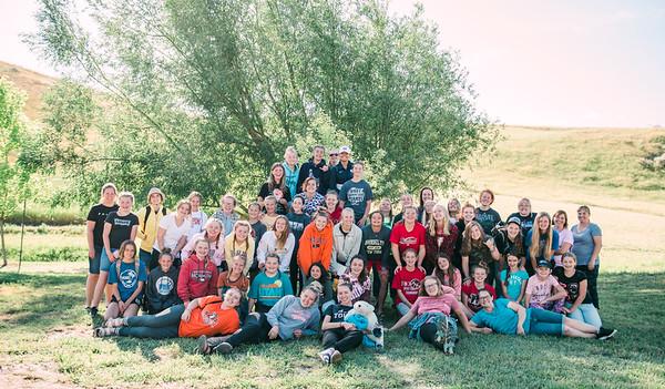 Grils camp 2019