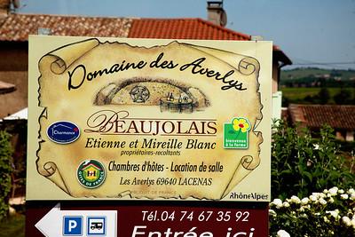 Wine Tasting with Etienne et Mirelle Blanc