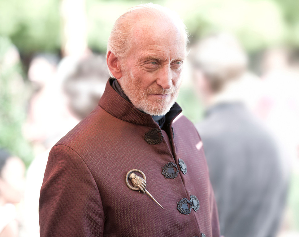 . Game of Thrones, Season 4: Charles Dance. (Photo by Macall B. Polay)