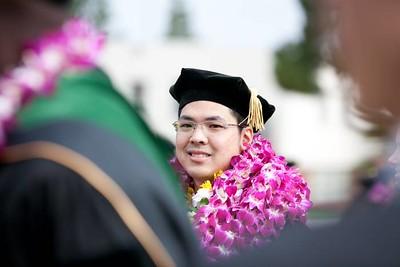 Andy Lam Med School Graduation
