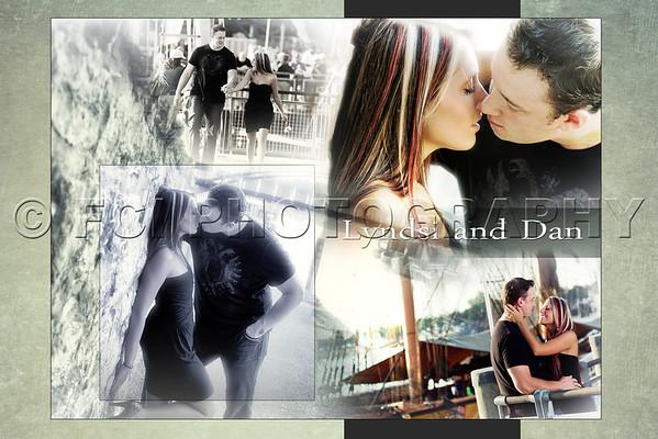 Lyndsi and Dan