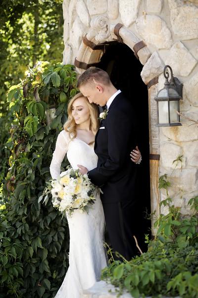 September 1, 2015 - Christina Miller and Trandon Sowell