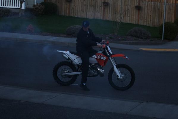 12-03-23 JAMES NEW KTM200 XCW