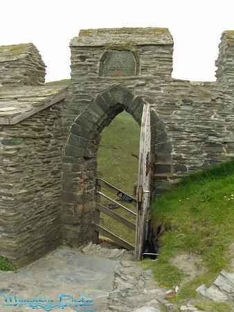 Tintagel Castel