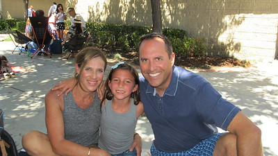 Special Guests Attend Picnic Lunch at LCE