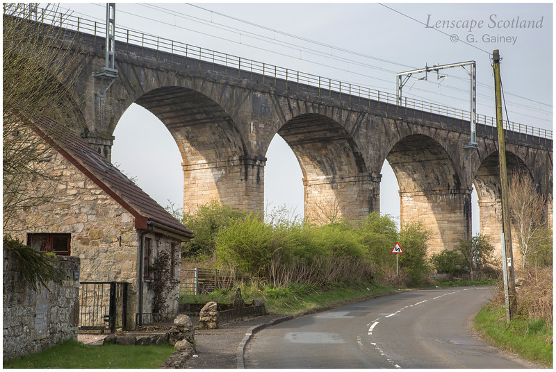 Avon Viaduct near Linlithgow