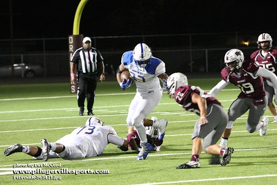 161007 Pflugerville Panthers vs Round Rock Dragons