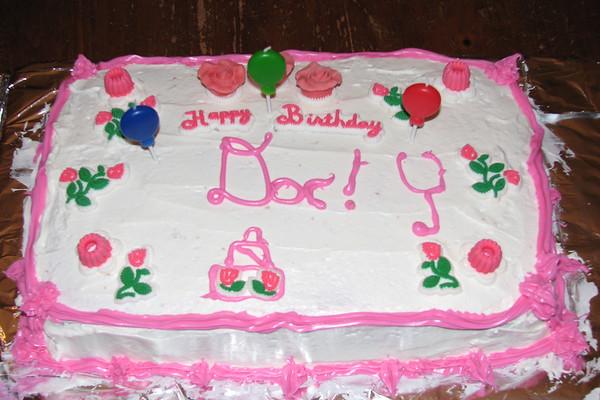 Katie's Birthday Party at Estrella's