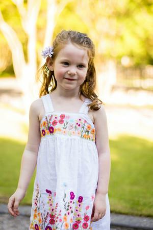 Blair at 4 years old