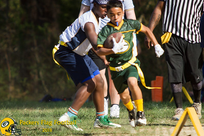 St Mary's Flag Football