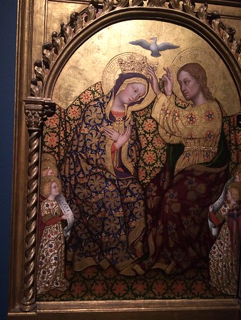 2016 - The Shimmer of Gold: Giovanni di Paolo in Renaissance Siena