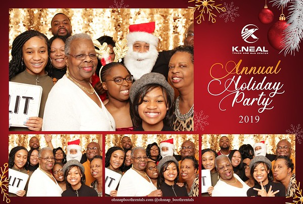 K.NEAL Holiday Annual Party