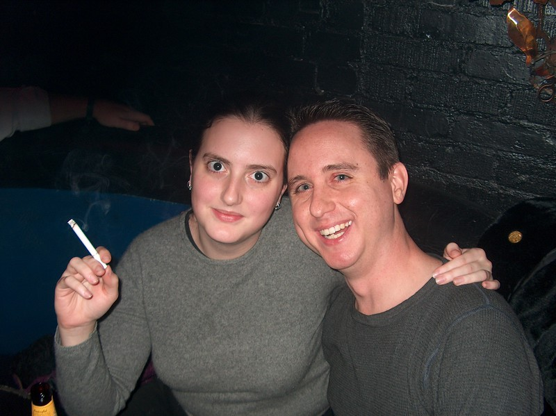 Fiona and Kevin