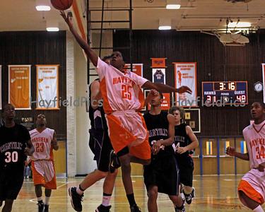 JV Basketball Chantilly 12/15/09