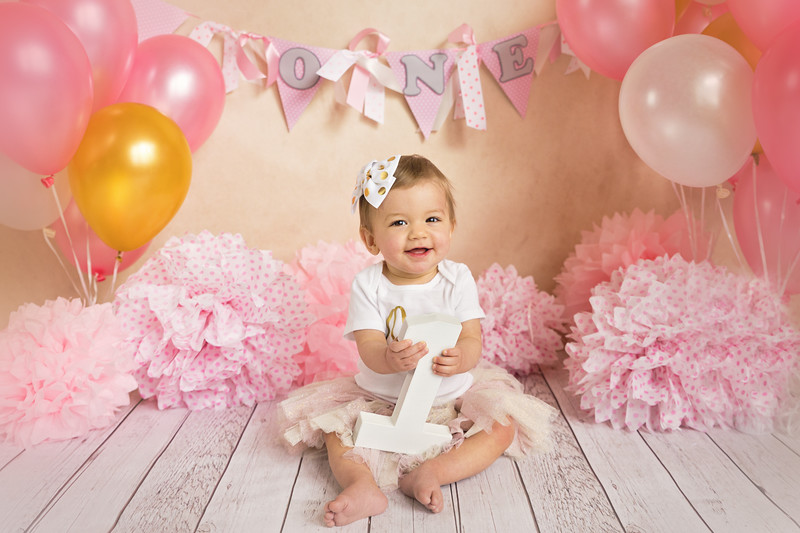 Guinevere's First Birthday