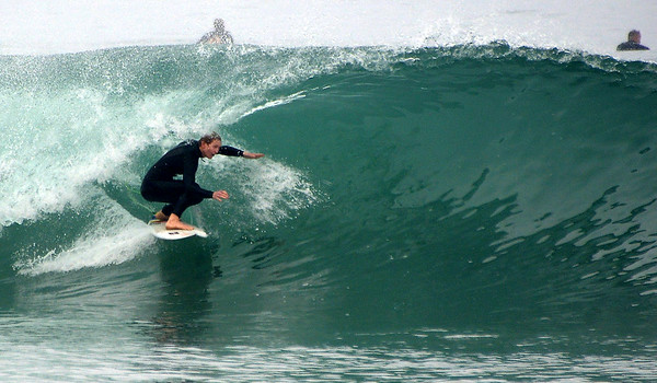 Salt Creek Surfing and The Strand