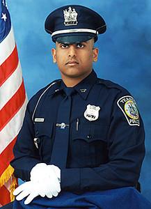 Teaneck, NJ Police Officer John Abraham