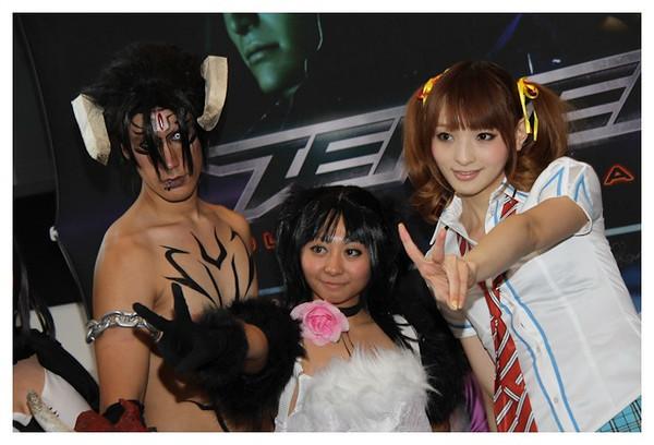Tekken 20110726