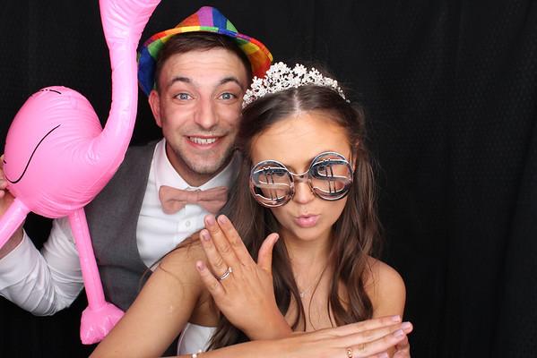 Daniel and Victoria's wedding