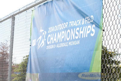 Miscellaneous - 2014 NCAA II Outdoor T&F Championships