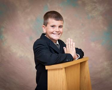 2011 St Matthew First Communion