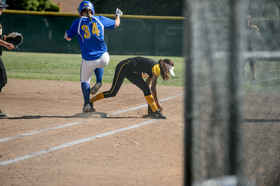 180406 GHS VARSITY SOFTBALL (FOOTHILL)