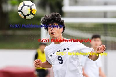 Interlake @ Mercer Island JV and Varsity Men's Soccer