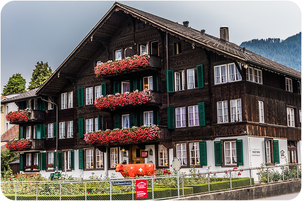 Chalet Swiss, Interlaken